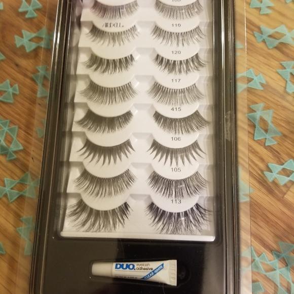 6ec72497ada Ardell Makeup | Lookbook 8 Pairs Of Eyelashes Variety Pack | Poshmark